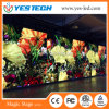 La alta definición P4.8 impermeabiliza la pared video al aire libre a todo color del LED (la talla de cabina de 500*500m m)