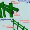 Загородка провода Fence/868 PVC покрытая двойная