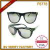 Eyeglasses por atacado de F6778 Alibaba China com grampo sobre