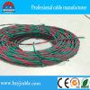 2*0.5 gekleurde Fextile Verdraaide Kabel