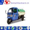 Le transport/chargement environnementaux de tricycle de série de véhicule d'hygiène/portent pour la remorque de Carbage de trois-roues de 500kg -3tons