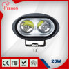 4  20W LED Work Light con 4D Len