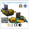 Y81f Tilting heraus Hydraulic Scrap Steel Baler mit CER-ISO Approved