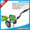 2013 cortador de escova novo do cortador de grama 43CC do impulso da mão com rodas (HC430BC)