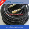 LÄRM 4sh High Pressure Wire Spiral Rubber Pipe Hydraulic Hose
