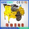 M7miの連結の煉瓦機械価格かHydraform機械