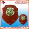 Forces de défense principale de Custom Logo d'émail Shield Plaque pour Souvenir