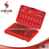 100PCS 크롬 V 6150 Screwdriver Handtool Bits Set
