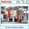 Cabine do revestimento do pó do elevado desempenho com pulverização automática