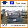 Pain de tuile de toit formant la machine, pain de feuille de toit formant la machine, pain de panneau de toit formant la machine