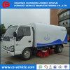 Wasser der Isuzu Straßen-Kehrmaschine-2000L + LKW der Kehrmaschine-5000L