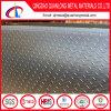 202 304 placa Checkered del diamante del acero inoxidable de 316 No. 1