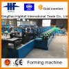 Rullo solare d'acciaio automatico della parentesi della Cina che forma il fornitore della macchina