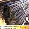 Chinese 1 Duim ERW Mej. Black Round Steel Tubes en Pijpen van Azië