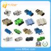 Sm/Optische Adapter van de Vezel Sc/LC/FC/St van Mm de Simplex of Duplex