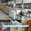 Linha de produção de pedra de mármore do PVC feita em China