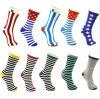 De jacquard Gebreide Sokken van de Katoenen Vrouw van de Manier