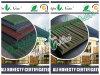 Color ondulé Zinc Stone Coated Metal Roofing Tile en Chine