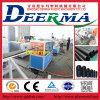Tubulação plástica do HDPE da tubulação de água da maquinaria que faz a máquina