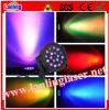 Het Licht van RGB LEIDENE Disco van het PARI
