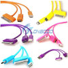 3 In1 USB Charger Data Cable на iPhone 5