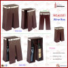 Имитационное Leather Wine Carry для 2 Bottles (5501)