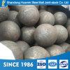 4  geschmiedete reibende Stahlkugeln für Bergbau
