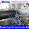 중국 압출기 제조자 가스관 생산 라인 (HSD)