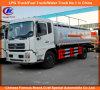 De op zwaar werk berekende Tankwagen van Dongfeng Tianjin 4X2 12000L 15000L Oil Transport Tanker Truck Fuel