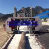 La venda horizontal del Sawing de madera duro del diámetro 100 vio la máquina