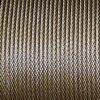 직류 전기를 통한 철강선 밧줄 6*25 (Fi), 6*29 (Fi)