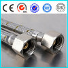 Steel inoxidável Flexible Metal Hose com Mesh