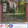 정원 Ornamental Classical Wrought Iron Gate 또는 Door