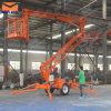 10m Trailing Articulating Boom Lift Platform
