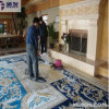 Hand geknoteter Wollen Carpet&Silk Teppich