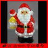 Luz ao ar livre impermeável do pai do Natal da decoração do diodo emissor de luz