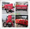 De hete Tractor zette de Hydraulische Zaaimachine van de Tarwe met Lage Prijs op
