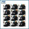 Gorra de béisbol de encargo del Snapback del casquillo de Hip-Hop de la alta calidad