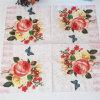 Productos flor de papel del partido Servilleta