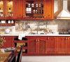 Het stevige Houten Ontwerp van de Keukenkast van het Meubilair van het Huis Vastgestelde Vrije