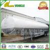 трейлер цистерны с водой сплава топливозаправщика топлива 50tons 3axle алюминиевый