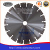 Turbo de sierra de la hoja: 250 mm Hoja de sierra de diamante láser