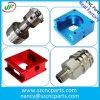 Al6061, Al6063, Al7075, Al5052 a tourné l'usine de pièces utilisée pour automatique/espace/robotique
