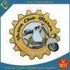 Kundenspezifisches Form-Stickerei-Motorrad Patches/Badges