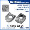 Abrazadera Ba1g16 de la viga del tornillo del arreglo de la fijación de la acería M16