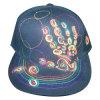Бейсбольная кепка с плоским пиком Ne024