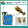 Pulverizador Nozzle com Brass Materia