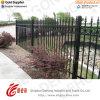 ステンレス鋼塀またはアルミニウム塀または鉄のガードレールまたは塀の囲う錬鉄の塀か鉄ゲートまたは塀のパネル