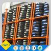 Cremalheira personalizada do pneu do revestimento do pó para o armazém
