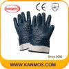 Нитрил покрытием работы перчатка с черновой отделкой ( 53005 )null